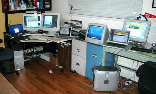lots of computers