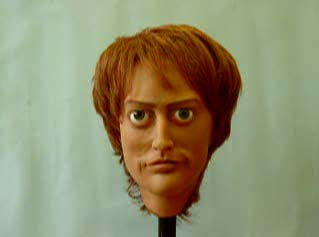 james spader robot head