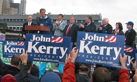 john kerry seattle speech