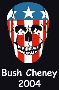 bush cheney loathing