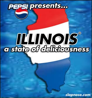 pepsi presents illinois